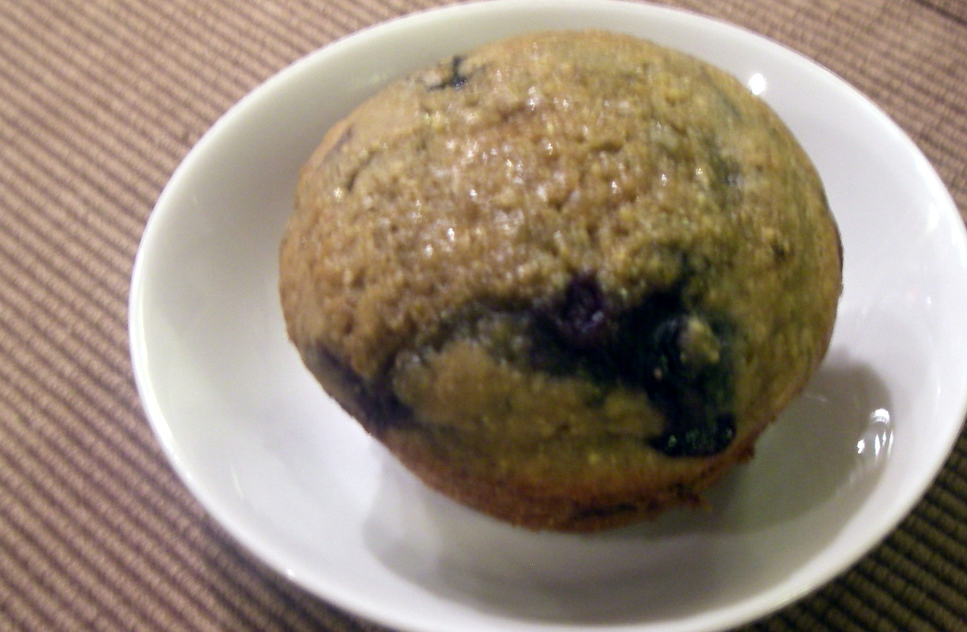Gourmet Unbound: All-Year Blueberry Corn Muffins | Cozy, Delicious