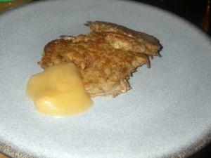 Hannukah Potato Pancakes