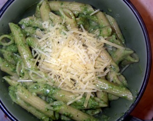 moosewood penne with creamy walnut sauce