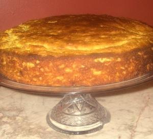 gluten free orange cake