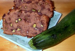 zucchini and bread