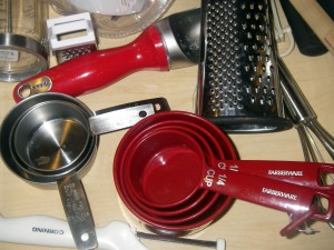 kitcher utensils