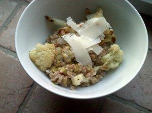 healthy farro recipe