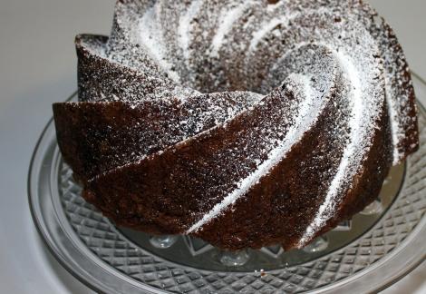 spice bundt cake