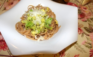 pantry pasta up close