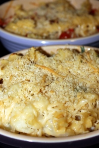 macaroni and cheese homemade baked